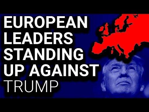 UK & EU Agree to Block Trump Sanctions on Iran