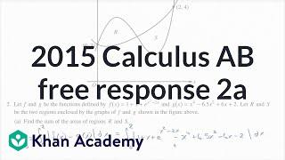 2015 AP Calculus AP 2a