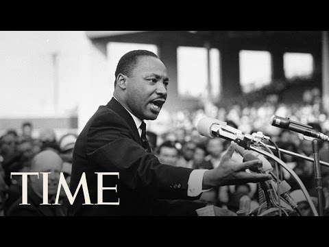 The March On Washington: The Spirit Of The Day   MLK   TIME