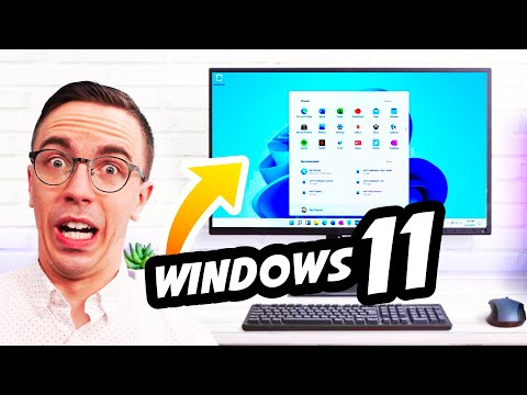 I tried the Leaked Windows 11...