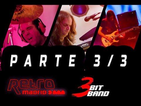 Concerto RetroMadrid 2014 - 3 Bit Band - Parte 3/3