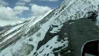 Leh to Nubra Valley via Khardung La Pass