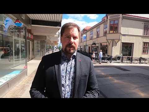 Stadsutvecklingsplan – En fördjupad översiktsplan för staden Lidköping