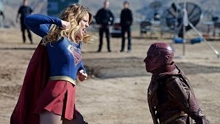 Supergirl: Red Tornado Worked Better Than Those Photos Suggested