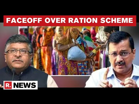 Scam Potential In Ration Delivery; Join 'One Nation, One Ration Card': Centre To Delhi CM