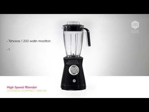High Speed Blender - Compact