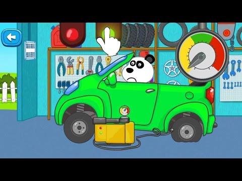 Car Services | Kids Car Games | Hippo Kids Games