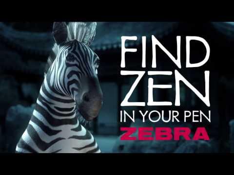 Zebra Sarasa Pens