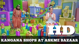 Kangana shops at ASKME BAZAAR