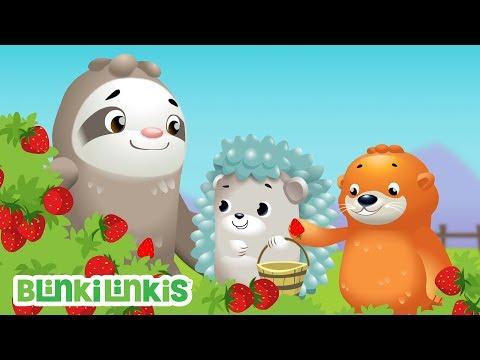 Farben Lernen im Garten - BlinkiLinkis | Fisher-Price Deutsch | Kinderlieder | Cartoons für Kinder