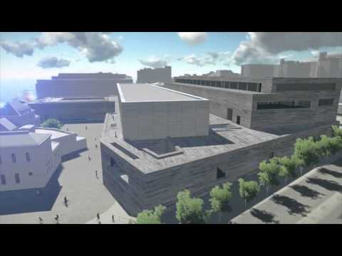 Det nye Nasjonalmuseet / The new National Museum, Oslo, Norway