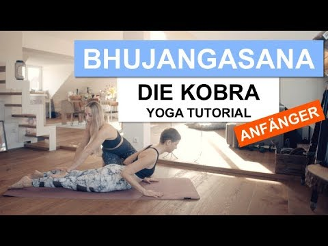 Die Kobra - Bhujangasana    Yoga Tutorial   SportScheck