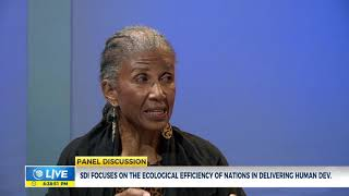 Jamaica Ranked  23rd Among The  Most Sustainable Developed Countries  | Panel Discussion | CVMTV
