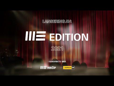 Lansering av ME Edition 2021