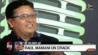 Noche de Stand Up con Raul Mamani