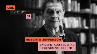 ROBERTO JEFFERSON FALA DE OPERAÇÃO DA PF CONTRA DISSEMINAÇÃO DE FAKE NEWS