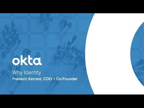 Okta Forum New York - Why Identity