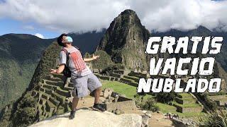 ¿Vale la pena visitar Machu Picchu en 2020 (gratis, barato y bastante vacío)   2/2