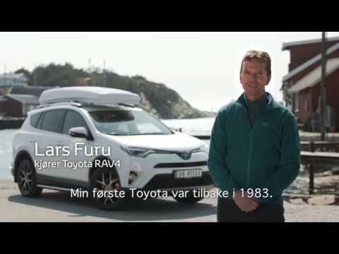 Lavt verditap på Toyotas hybrider