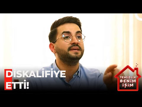 Kadir Ezildi, Hülya'yı DİSKALİFİYE ETTİ! - Temizlik Benim İşim 198. Bölüm