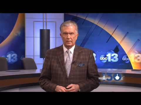 WVEC ABC 13 Anchor David Alan Congratulates NNS on 130 Years