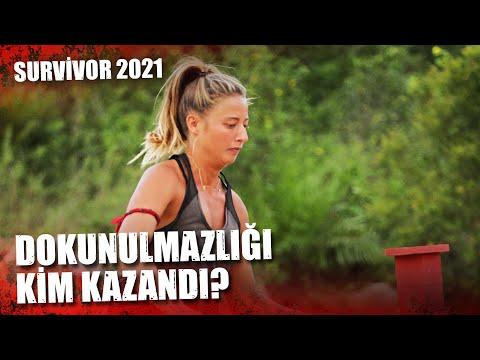 Dokunulmazlık Oyunu 2. Kısım   Survivor 2021
