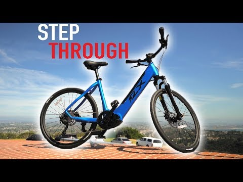 The FLX Step Through Has Everything You Need