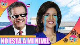 Leonel Fernández dice: Margarita no está a mi nivel????????????