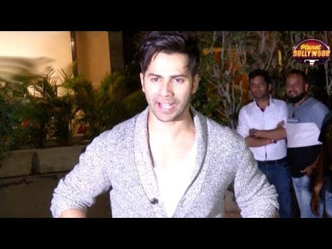 Varun Dhawan Deletes His Tweet After Facing The Ire Of The Channel | Bollywood News