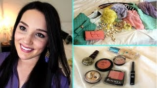 GlamMeUp8 – Spring Haul: Clothing, Accessories, & Beauty | Pastel Crazy!