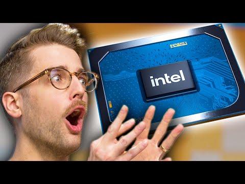 Intel's GPU looks GOOD...