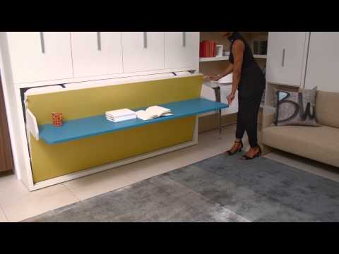 Kali Board | Resource Furniture | Wall Bed Systems