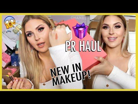 NEW in makeup! PR haul ? Anastasia Beverly Hills, YSL, Colourpop, Dior & More!