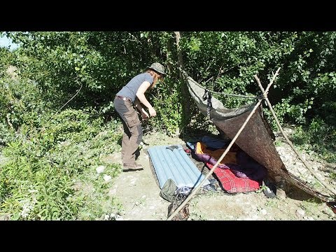 Camping in Wild Boar territory