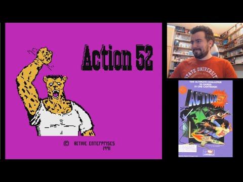 ACTION 52 (NES) - Las 52 morrallas industriales de los Cheetahmen