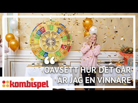 Charlotta vann Superjackpotten | Kombispel