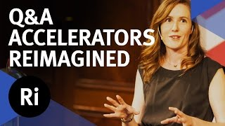Q&A - Particle Accelerators Reimagined - with Suzie Sheehy