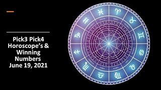 Unbelievable Super Hit Horoscope Number ???? Make Money ???? June 19, 2021 ????