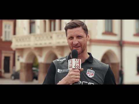 Pierwszy dzień Piotra Gruszki i Marcina Komendy w Rzeszowie