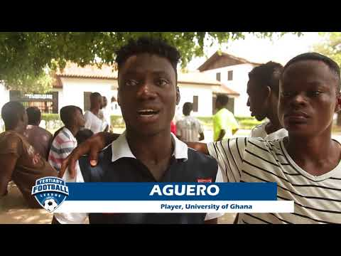 VIDEO: University of Ghana Vandals 'charged' ahead of clash against Accra Technical University