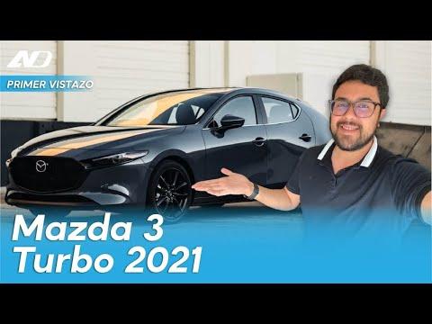 Por fin llegó el Mazda 3 TURBO - Datos y opinión