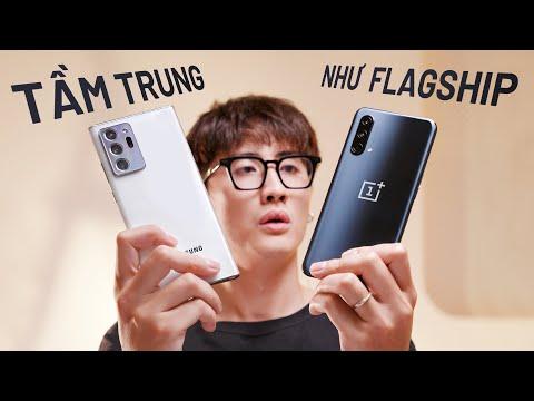 Đánh giá chiếc smartphone tầm trung dùng như flagship