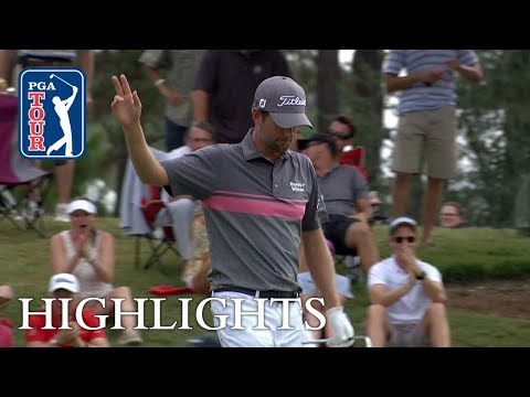 Webb Simpson?s Round 3 highlights from THE PLAYERS