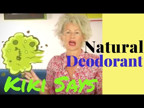 The Best Deodorant - Naturally Natural