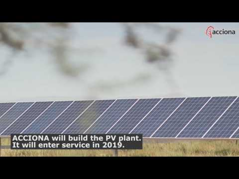 ACCIONA and Tuto Energy expand the Puerto Libertad solar Project in México by 50%