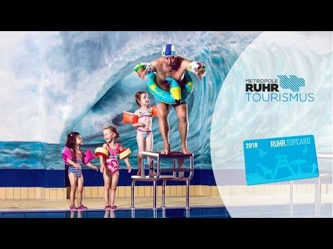RUHRTOPCARD 2018 - Die Freizeitkarte fürs Ruhrgebiet