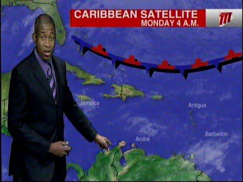 Caribbean Weather - Monday February 22nd 2021