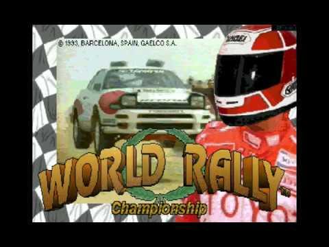 Mis Arcades Favoritos: World Rally (Gaelco)