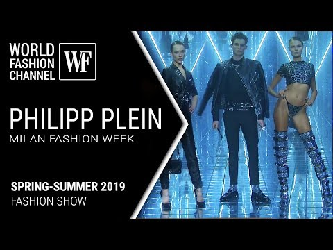 Philipp Plein spring-summer 2019 Milan fashion week