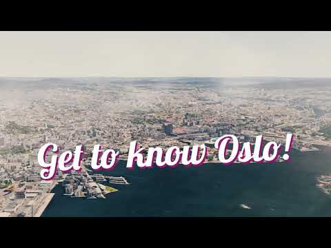 Studentslippet - Get to know Oslo!